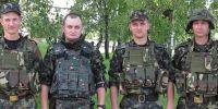 Офіцери 3-го батальйону 24 Залізної бригади в наших бронежилетах!